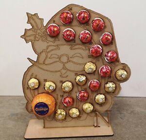 *PERSONALISED* Advent Calendar- Christmas Chocolate Orange Ferrero Rocher Lindt