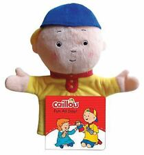 Caillou, Fun All Day! by Anne Paradis (2015, Board Book)