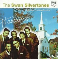 Hallelujah: Collection of Their Finest By Swan Silvertones   , Music CD