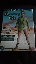 Breaking Bad - Season 1 DVD Box Set  Region 2 New Sealed