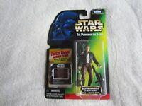 1997 Hasbro Star Wars POTF Freeze Frame:  Bespin Han Solo NIP