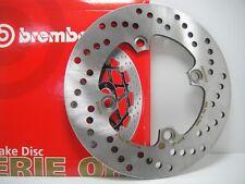BREMBO 68B40747 DISCO FRENO POSTERIORE SERIE ORO PER KAWASAKI Z750 2004> 2006