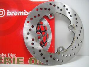 BREMBO 68B40747 DISCO FRENO POSTERIORE SERIE ORO KAWASAKI ZX-10R NINJA 2006 2007