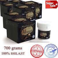 700 grams Best Quality Altai Shilajit Supplement 100% Pure mumio mumiyo mumijo