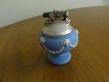 Wedgwood Wedgewood RONSON ACCENDINO jasperware 1953 azzurro firmato