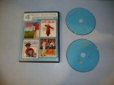Family Comedy Collection: 4 Movie Marathon (DVD, 2011, 2-Disc Set)