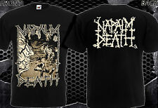 NAPALM DEATH Harmony Corruption -NEW T-SHIRT MEN'S-DTG PRINTED TEE SIZE-S/ 7XL