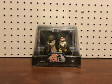 2005 DISNEY PARKS EXCLUSIVE STAR WARS STAR TOURS YODA AND MICKEY MOUSE JEDI