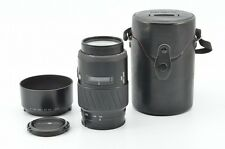 Excellent++ MINOLTA AF ZOOM 100-300mm F/4.5-5.6 With Case From Japan!! 62454