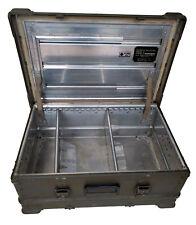 Zarges Kiste 60x40x25 (A5) mit verstellbaren Wänden