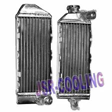 Aluminum Radiator fit for Suzuki RM250 1989-1995 New 2 ROW left and right