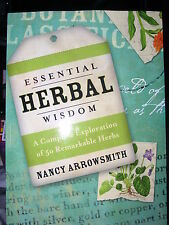 BRAND NEW! COMPLETE ESSENTIAL HERBAL WISDOM OVER 50 REMARKABLE HOLISTIC HERBS