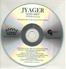 (390K) Jyager, Eyes Open - DJ CD