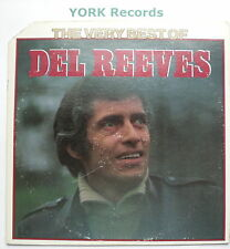 DEL REEVES - The Very Best Of ... - Ex Con LP Record United Artists UA-LA 378