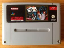 Super STAR WARS. Nintendo SNES (Sega,Atari,Nintendo) VGC/TBE !