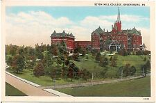 Seton Hill College in Greensburg PA Postcard
