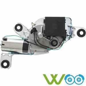 Heck Wischermotor hinten BMW 3 Compact