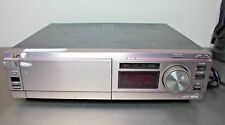 JVC Professional VHS VCR S-Video Hi-Fi BR-S378U  AS/IS FOR PARTS
