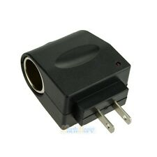 110V - 240V AC WALL Plug to 12V Car Charger DC Power Socket Converter Adapter US