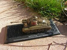 CHAR DE COMBAT 1/72   m 26 allemand  1945  IXO/ALTAYA NEUF/BO