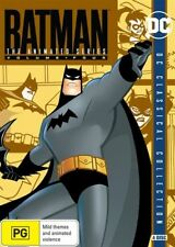 The Batman - Animated Series : Vol 4 (DVD, 2016, 4-Disc Set)