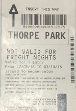 July London Theme Park Tickets