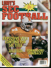 Lindy's Sports SEC Football 1994 Annual