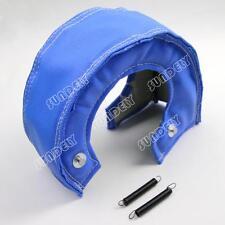 BLUE T4 T67 T71 T76 T88 GT40 GT45 UNDER & OUT TURBO HEAT SHIELD BLANKET