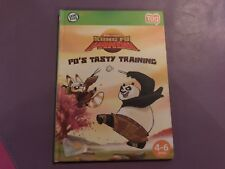 LeapFrog Tag Pen LeapReader book — KUNG FU PANDA: Po's Tasty Training