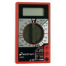 actron automotive multimeters and analyzers for sale ebay rh ebay com Actron CP7672 Digital Multitester Amprobe Multimeter
