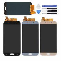 ECRAN LCD Pour Samsung Galaxy J7 Pro 2017 J730G J730GM TACTILE NOIR/BLEU/DORE AF