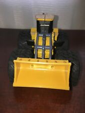 Rare John Deere Front End Loader Diecast/plastic Model in Mustard Yellow Ertl