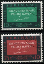 Suriname 1966 SG#572-3 ICEM Cto Used Set #D34406