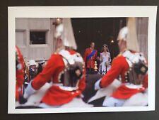 Royal Wedding Prince William and Kate Middleton Glossy Photo A4 Original Print