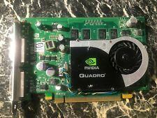Nvidia Quadro FX570 PCI-E DDR2 Dual DVI 256MB Graphics Card