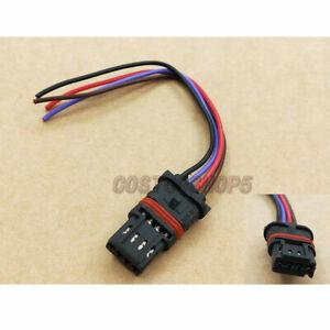 4PINS Wiring Plug Connector Mirror Class Harness FOR BMW 5/6/7/F06//F10/E60 E70