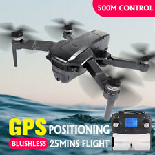 X46G 5G WIFI FPV GPS RC Drone Brushless Wide Angle 4K HD Camera Follow Me