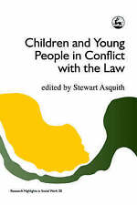 Very Good, Children and Young People in Conflict with the Law (Research Highligh