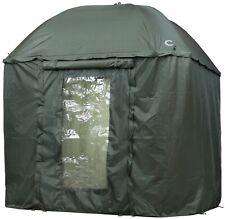 Capture Outdoor, Parapluie-tente de Pêche 250, avec PORTE, Shelter Nylon, ...