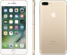 "Apple iPhone 7 Plus - 128GB Gold - Factory GSM Unlocked 5.5"" Display Smartphone"