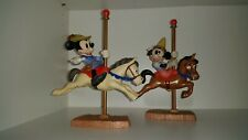 WDCC Carousel Sweethearts Mickey und Minnie Maus Limited Edition 1000 Weltweit