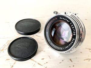 Linhof Technika Xenotar 135mm f3.5 Schneider-Kreuznach Lens Sync Compur Shutter