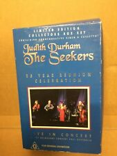 The Seekers -25 Year  Reunion Live In Concert Collectors VHS Boxed Set