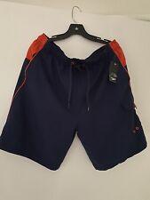 New listing NWT Speedo Men's Swim Trunk Swimwear Orange Blue Size XL
