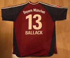 Trikot FC Bayern München, Saison 2002/2003, Michael Ballack, Größe L