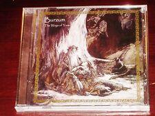 1Burzum1: The Ways Of Yore CD 2014 Byelobog Productions BYE012CDS Jewel Case NEW
