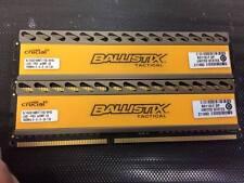 8GB (2X 4GB) DDR3 PC3-12800 1600 MHz 240-Pin NON ECC BLT4G3D1608DT1TX0.16FMD