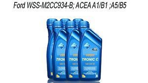 ARAL High Tronic C 5W30 6x1 Litre Aeca C1, STJLR.03.5005