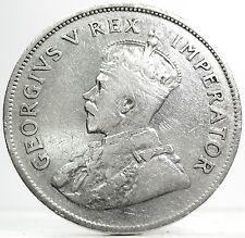 South AFRICA (Giorgio V) 2 1/2 Schilling 1934