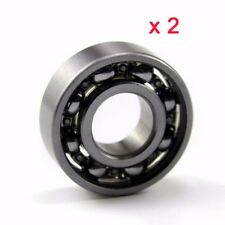 2pcs 6201 Steel Ball Bearings Deep Groove Metal Ball Bearing 32 x 12 x 10mm